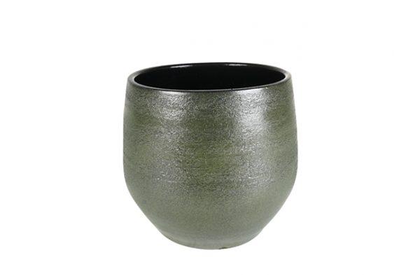Pot zembla - h25xd28cm groen