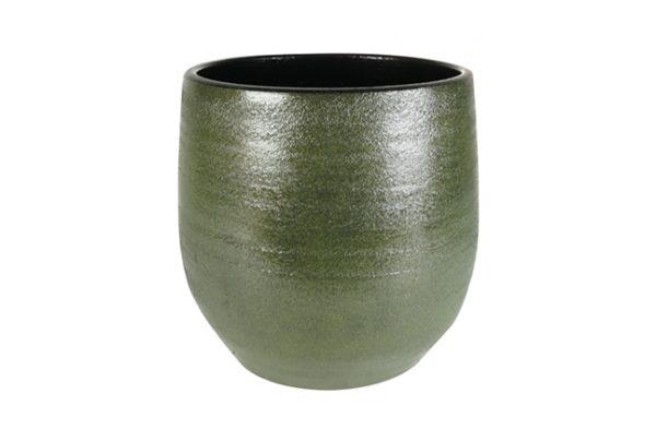 Pot zembla - h29xd32cm groen