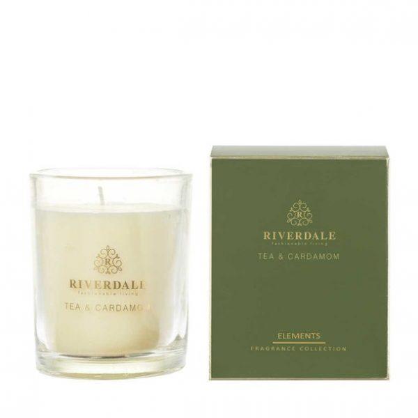 Geurkaars Tea & Caramom