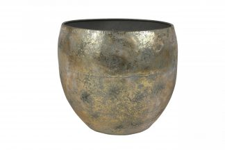 Pot thomas - h29xd33cm goud
