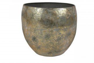 Pot thomas - h32xd39cm goud